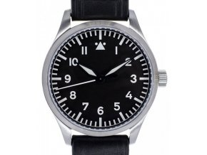 TISELL Pilot Watch  40 mm, Type A, Hammer Crown