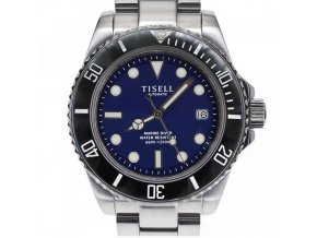 tisell black blue diver