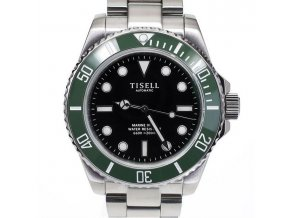 TISELL GREEN BLACK