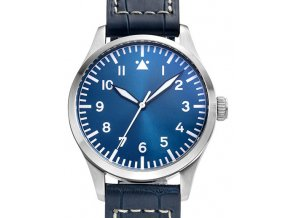 TISELL Pilot Watch  40 mm, Blue