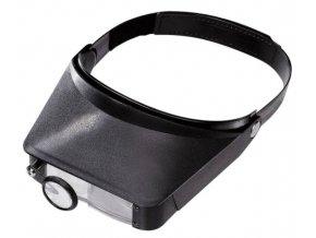 Headband magnifier 1.8 x, 2.3 x, 3.7 x, 4.8 x