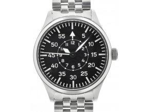 TISELL Pilot Watch  40 mm, Type B Hammer Crown