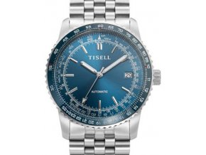 TISELL NH-35 Pilot  40 mm, blue