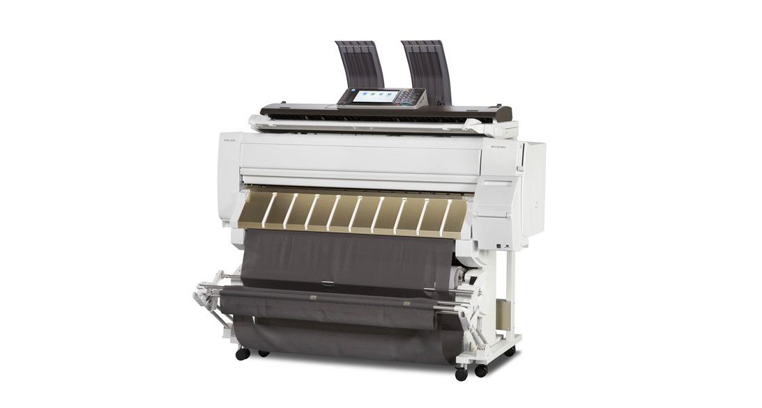 Velkoformatový barevný tisk