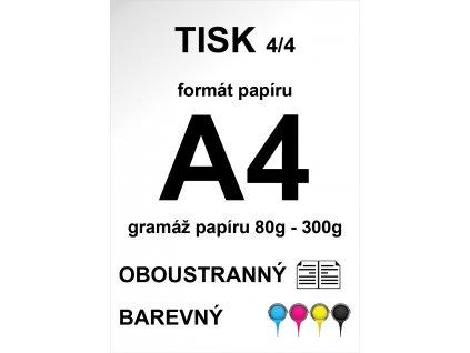 10 tisk BarevnyA4 4 4
