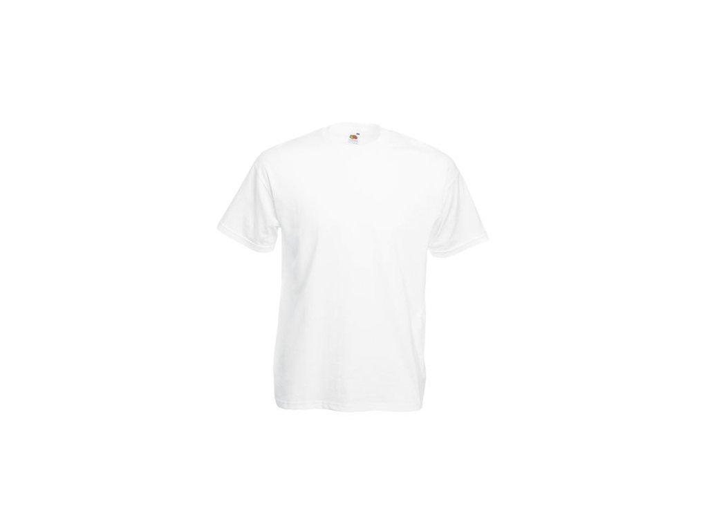 Pánské tričko - bílé