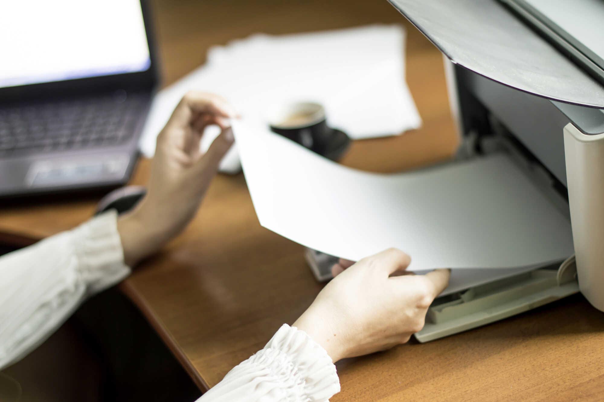 Jak vyčistit laserovou tiskárnu