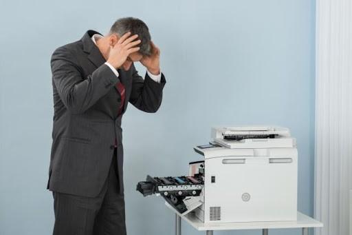 Nejčastější závady tiskáren a jejich řešení