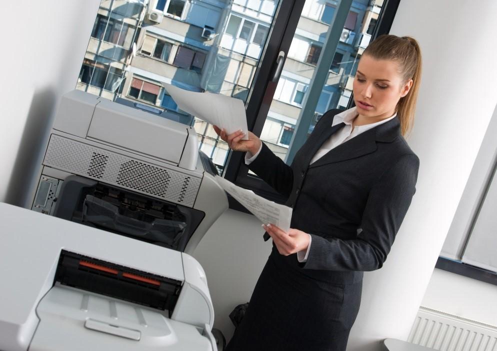 Výběr tiskárny podle objemu tisku