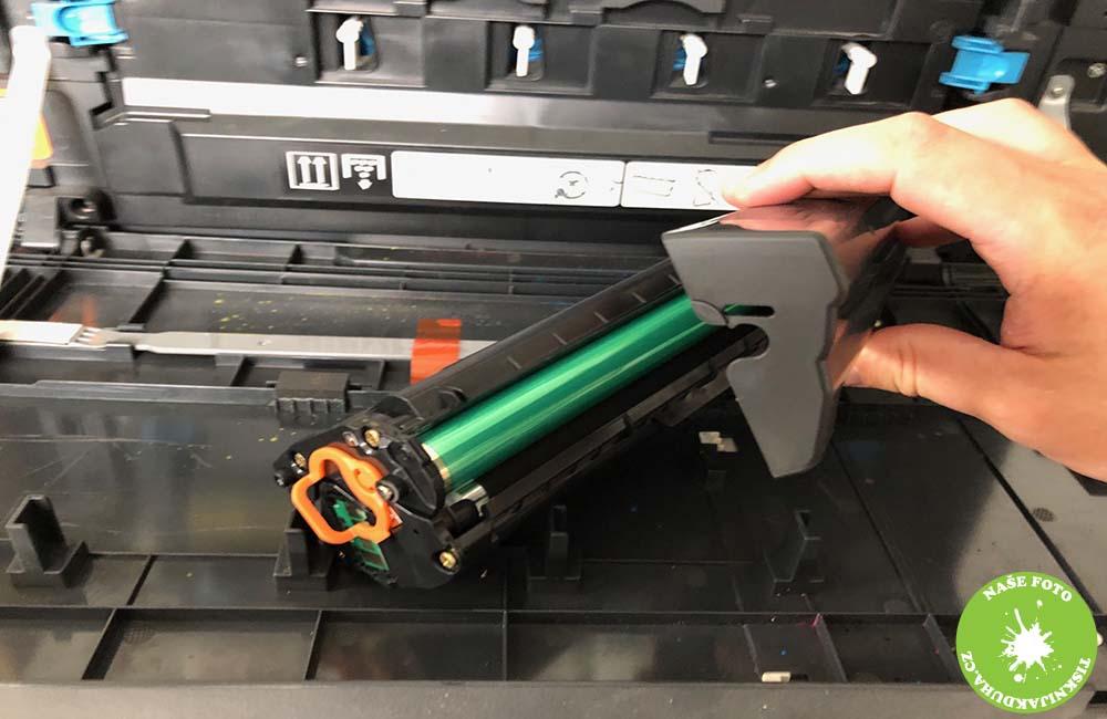 černý toner do tiskárny samsung m2070