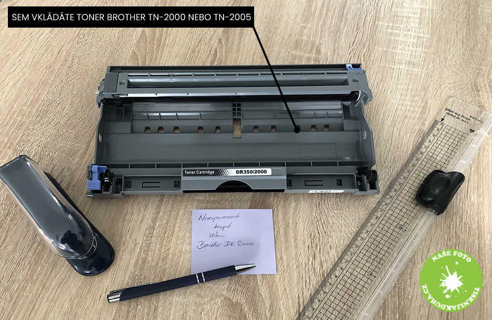 Válec Brother DR-2000