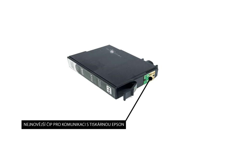 Epson T0711 čip