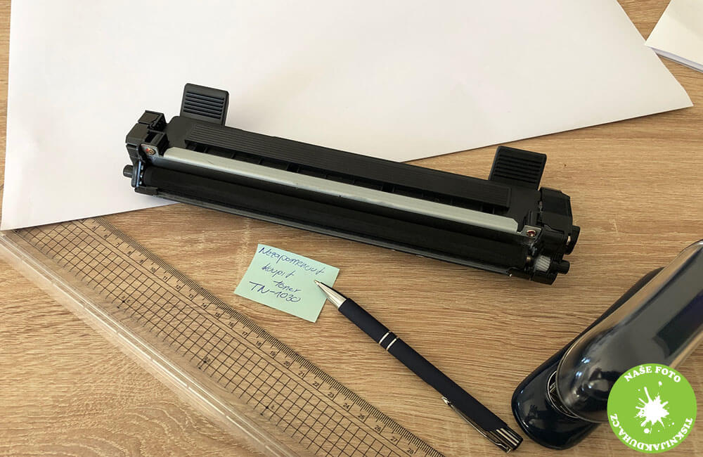 toner brother dcp 1512e