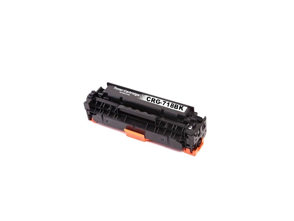 Canon CRG-718Bk - kompatibilní