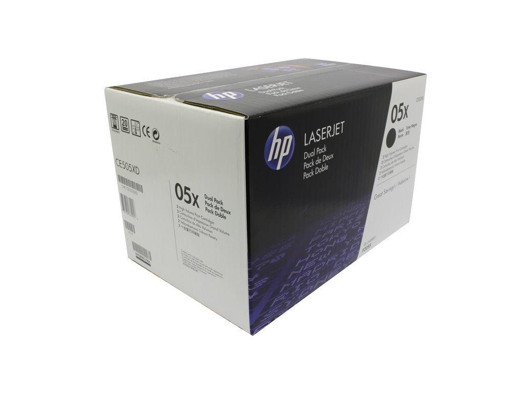 HP CE505XD - originální