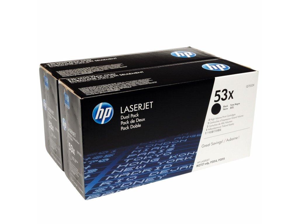 HP Q7553XD - originální