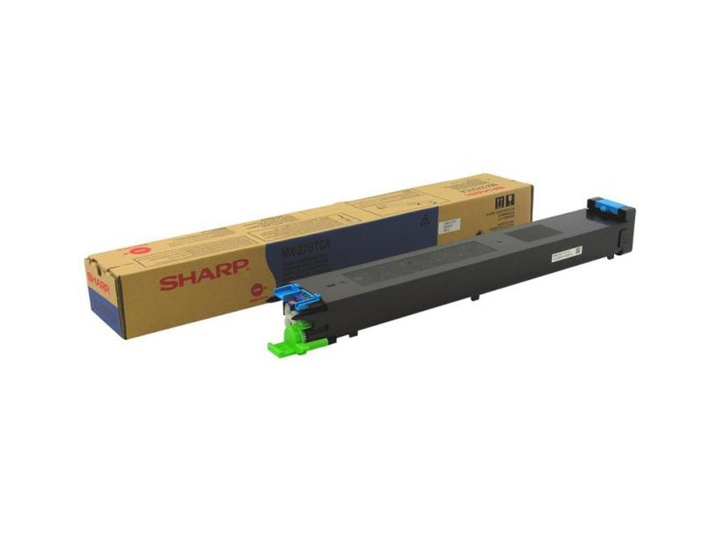 Toner Sharp MX-27GTCA - originál