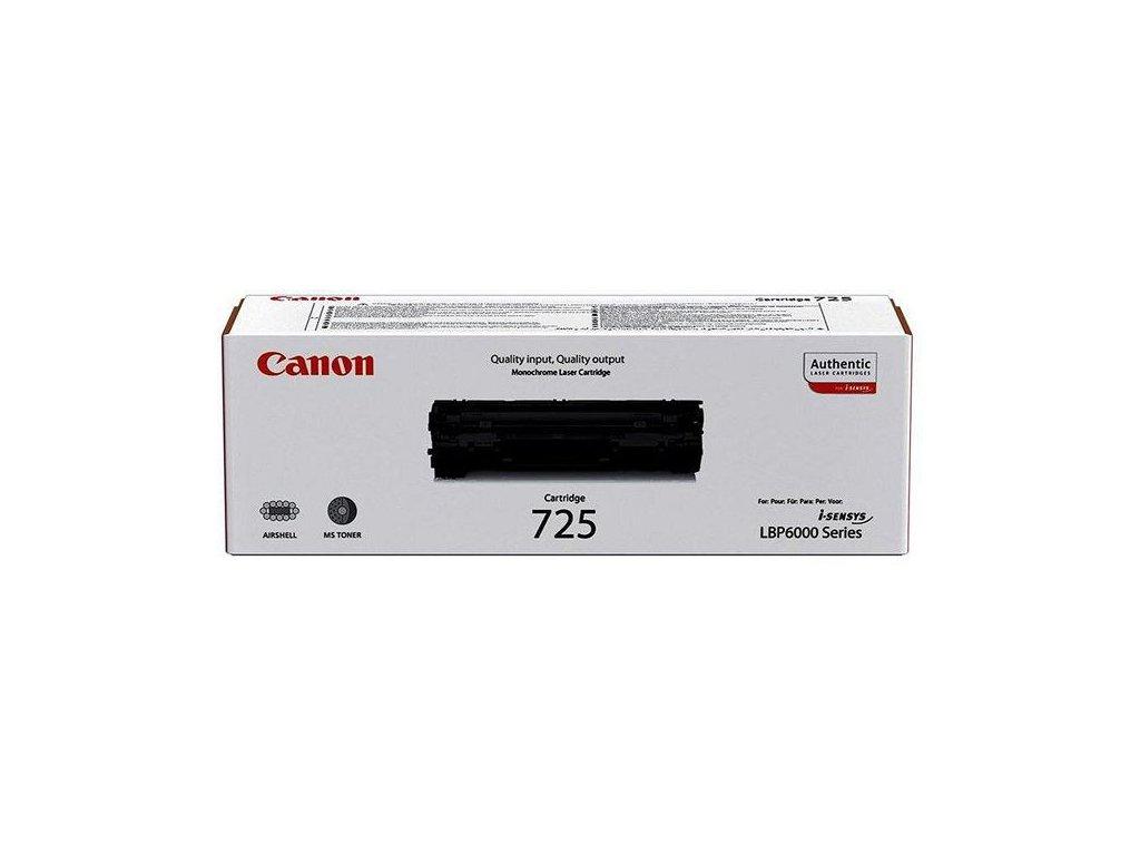 Toner Canon CRG-725 originál