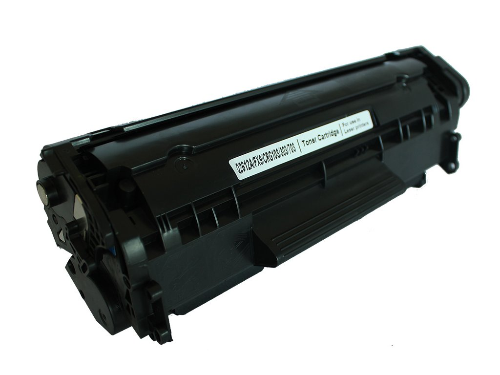 2x toner Canon FX-10 - kompatibilní