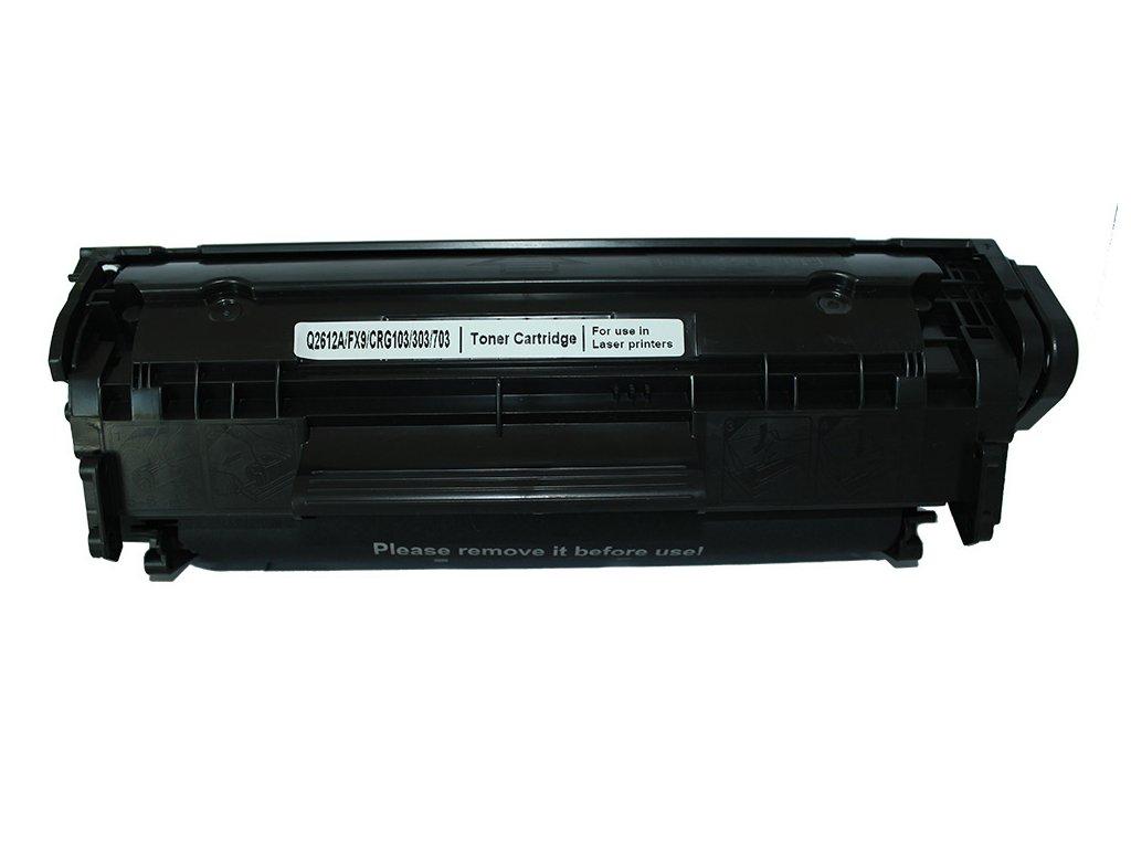 Toner HP Q2612A bk- renovace