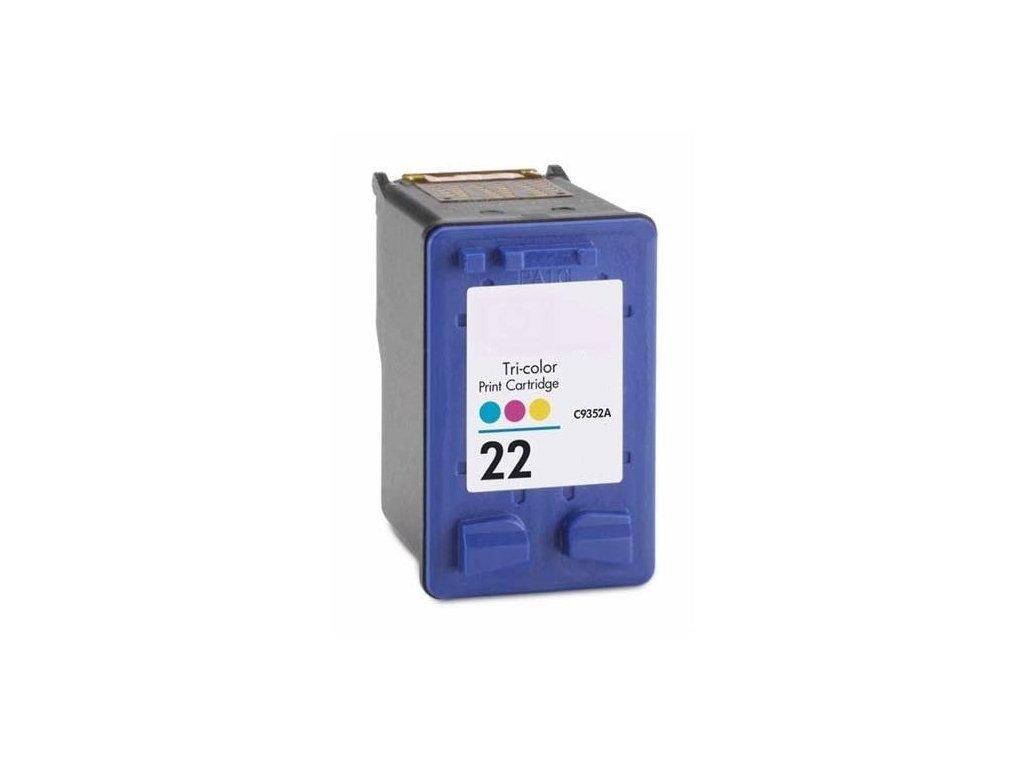 Kompatibilní náplně HP 22XL - C9352A TOP