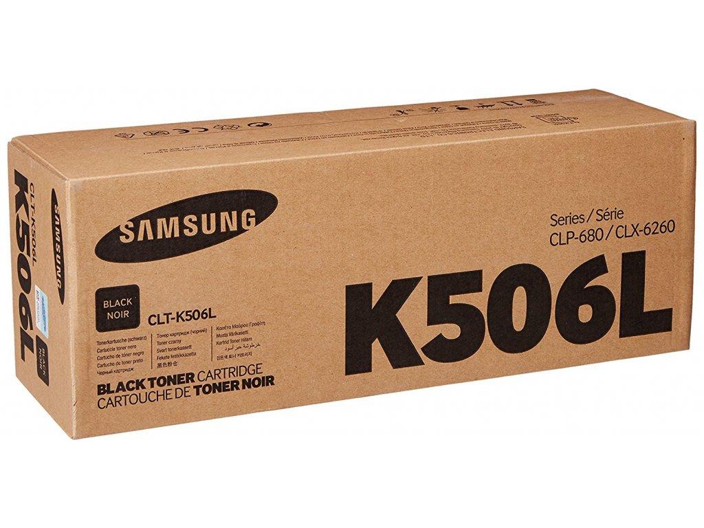 SAMSUNG CLT-K506L - originální