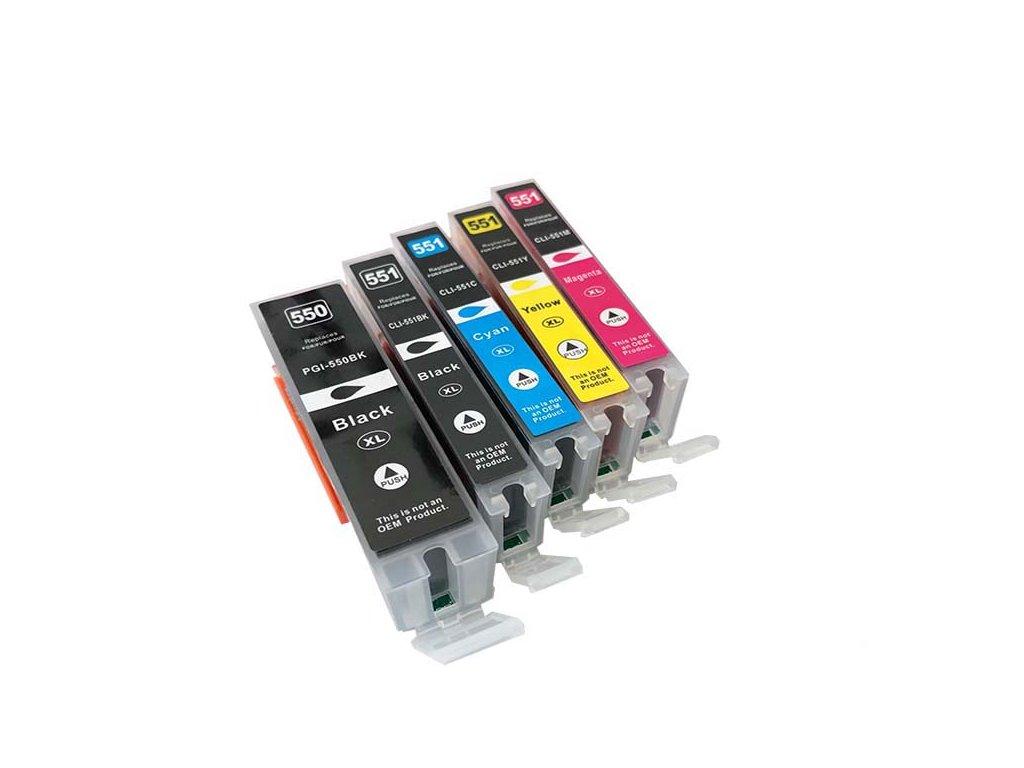 barvy do tiskárny canon mg5550