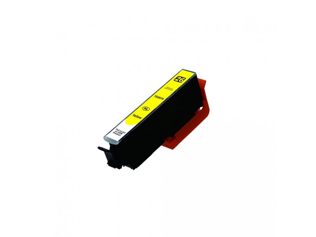 Kompatibilní náplně Epson T2634