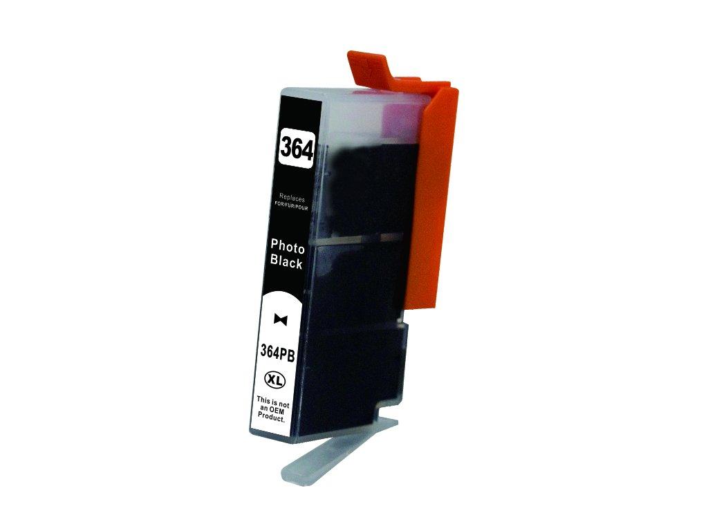 HP 364 Photo Black (CB322E) - kompatibilní
