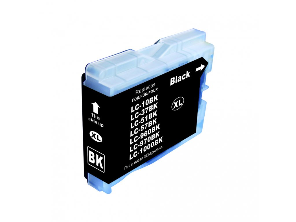 Brother LC-1000/LC-970BK - kompatibilní