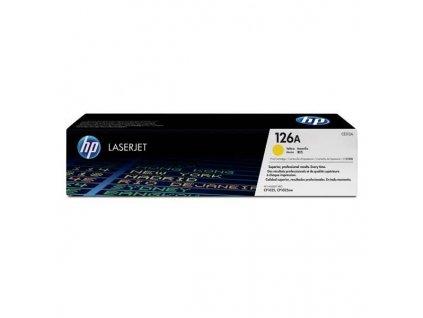 HP CE312A - originál