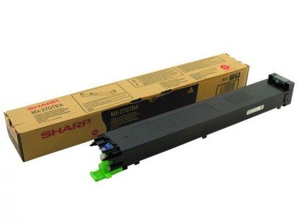 Toner Sharp MX-27GTBA - originál