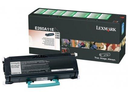 Lexmark E260A11E - originální