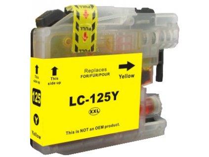 Brother LC-125XLY - komaptibilní