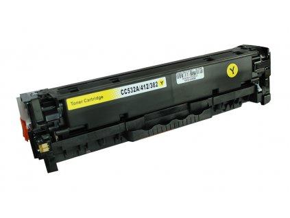 Toner HP CF382A - kompatibilní