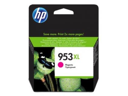 HP 953XL, F6U17AE magenta - originální