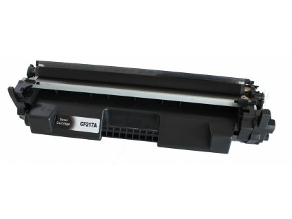 Toner HP CF217A - kompatibilní bez čipu