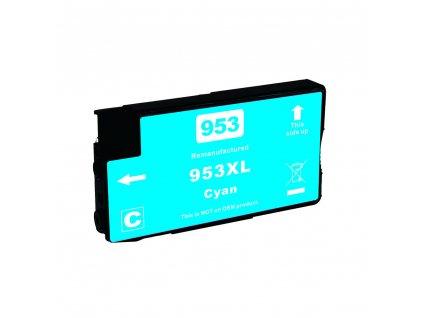 HP 953XL, F6U16AE cyan - kompatibilní