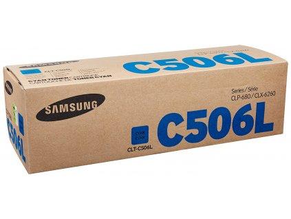 SAMSUNG CLT-C506L - originální