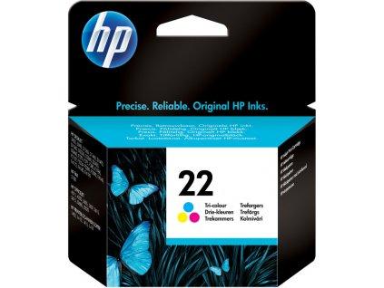 HP 22XL - originální