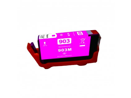 HP 903XL magenta, T6M07AE - kompatibilní