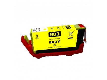 HP 903XL Yellow, T6M11AE - kompatibilní