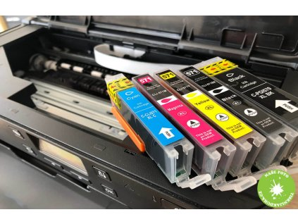 Náplně do tiskárny Canon mg 5750 - kompatibilní