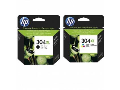 Sada HP 304 XL – originální