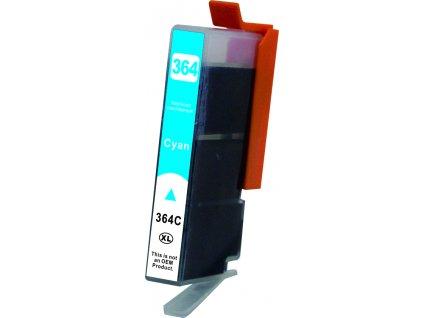 HP 364 Cyan (CB323E) - kompatibilní