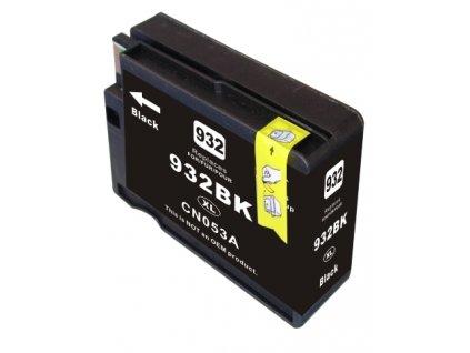 Kompatibilní náplně HP 932 - CN053A bk