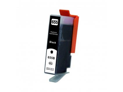 HP 655 Black - kompatibilní