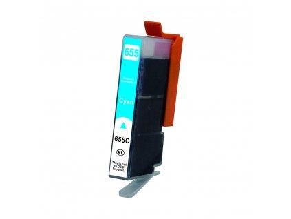 HP 655  Cyan- kompatibilní