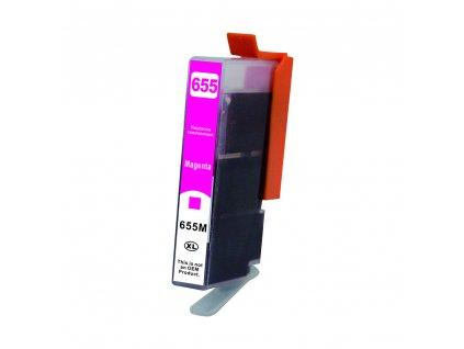 HP 655 Magenta - kompatibilní