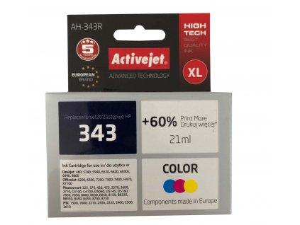 Kompatibilní náplně HP 343 - C8766EE color